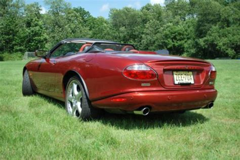 sell   jaguar xkr convertible portfolio