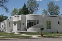 art deco homes 52 Week Building and Design Challenges #38 & #39 ...