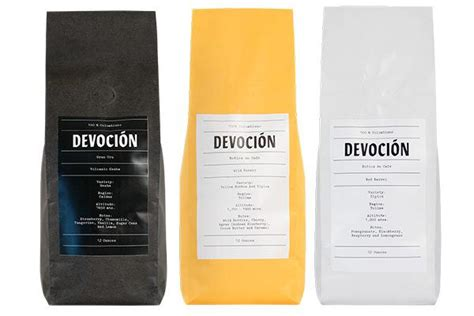 Ten days from harvest to cup. Coffee. Curated. Roaster Roundups: Devoción Coffee - Food. Curated.