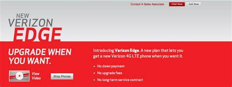 verizon make a payment phone number verizon edge begins today bringing phone payment plans as