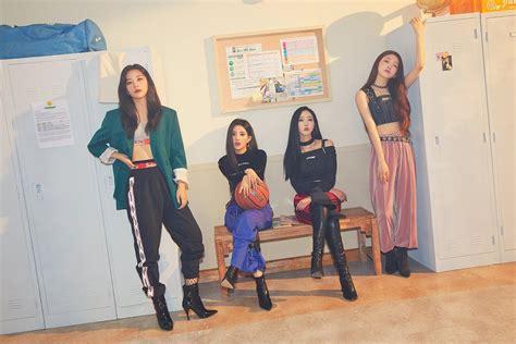 Seulgi, Jeon Soyeon, Sinb, And Chungha Are The