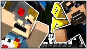 Ninety 9 Lives Minecraft Becoming A Robot Terminator Lucky Blocks