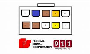 33 Federal Signal Pa300 Wiring Diagram