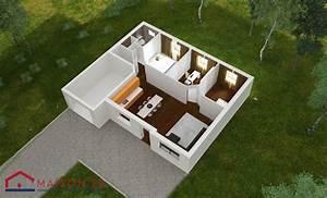 Plan Maison Pas Cher : maison focus 75 modele low cost 100 bbc rt2012 ~ Melissatoandfro.com Idées de Décoration