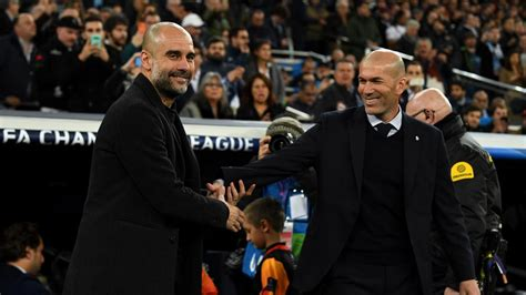 Man City Vs. Real Madrid Preview: Guardiola Commits To ...