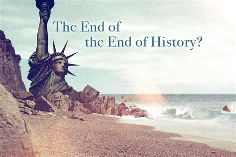 The End Of The End Of History?  Uva Today