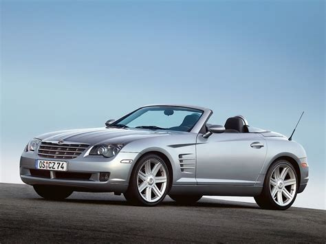 Chrysler Crossfire Roadster Specs 2007 2008 Autoevolution