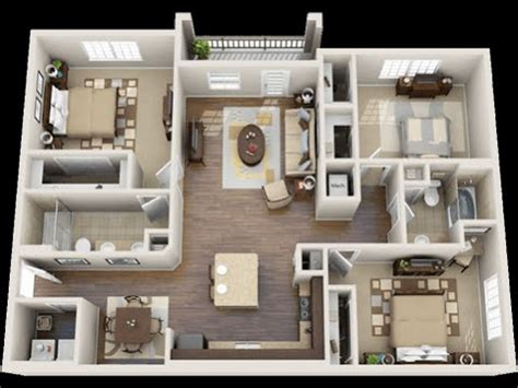 3 room apartement in the green apartments for rent in 3 bedroom apartments