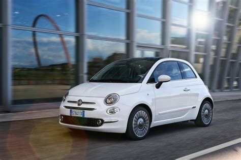 Who Makes The Fiat 500 by New Fiat 500 Makes Appearance Carsifu