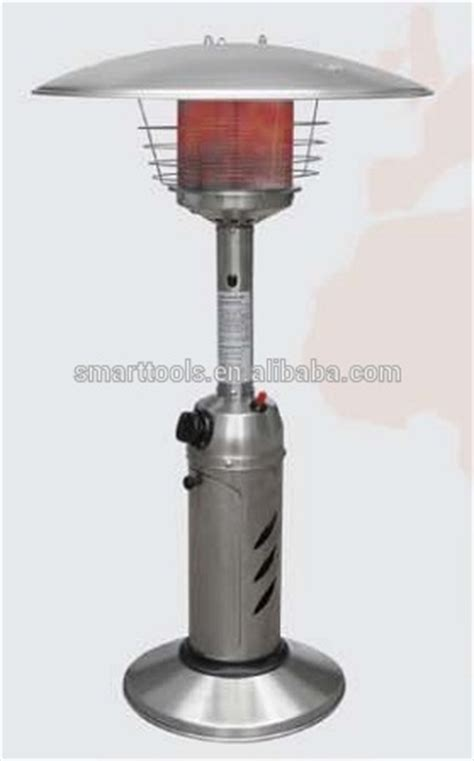 table top gas patio heater buy patio gas heater gas