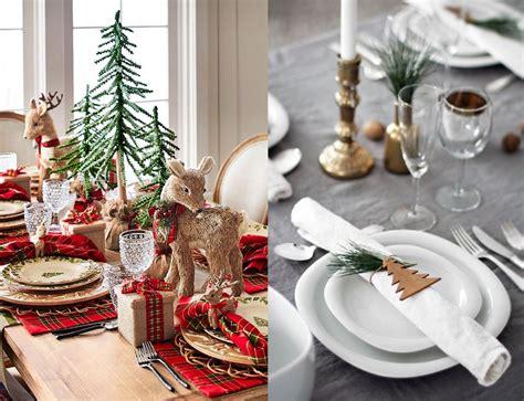 elegant christmas table settings youll love interior god