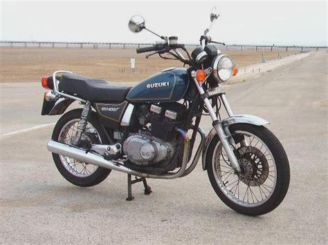Suzuki Gs 400 by 1981 Suzuki Gs 400 T Moto Zombdrive