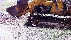1960 John Deere 440 Icd Crawler W  831 Loader