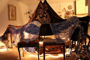HD Wallpapers Building Living Room Forts