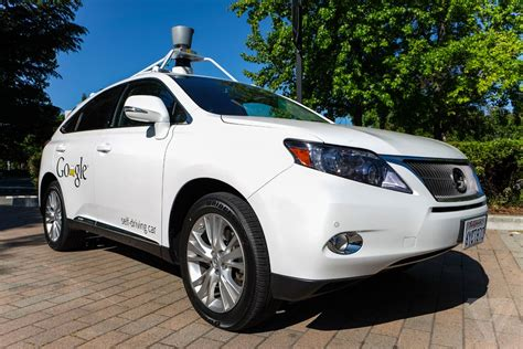Engineers On Google's Self-driving Car Project Were Paid