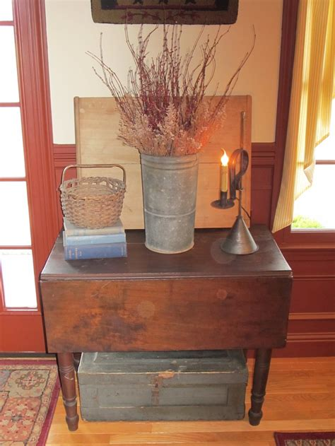 primitive country table ls 365 best primitive decorating images on pinterest