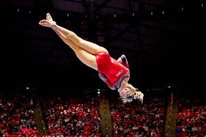 Utah gymnastics: Freshman MyKayla Skinner leads Red Rocks ...