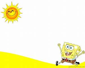 sponge bob backgrounds wallpaper cave With spongebob powerpoint template