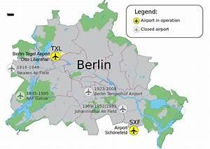 Aeroport De Berlin : airports of berlin wikipedia ~ Medecine-chirurgie-esthetiques.com Avis de Voitures