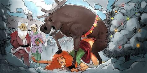 image 2856294 christmas cousin mel grandma got run over by a reindeer grandma spankenheimer
