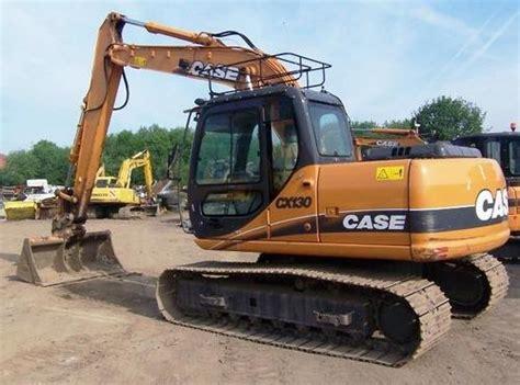 case cx excavator parts catalog manual tradebit