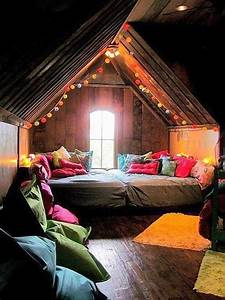 Attics aren't just for storage anymore! Turning an attic ...