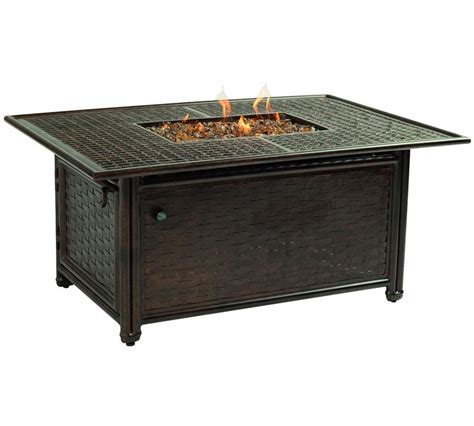 Propane Fire Pit Coffee Table And Propane Fire Pit