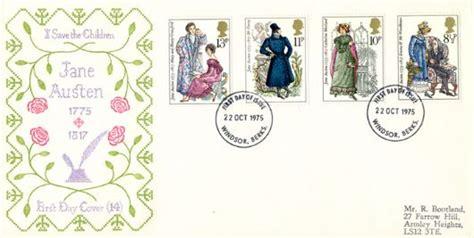 Jane Austen, Cross Stitch