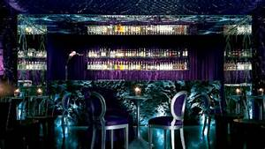 The Purple Bar Sanderson Hotel London