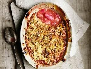 Rezept Rhabarber Crumble : crumble mit rhabarber rezept eat smarter ~ Lizthompson.info Haus und Dekorationen