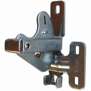 Xcel Gate Latch D-Type Stainless Steel | Bunnings Warehouse