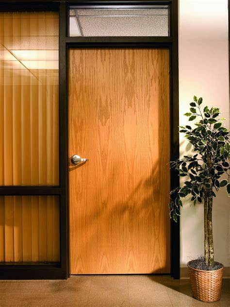 Style Doors by Classic Style Office Door Monarch Custom Doors