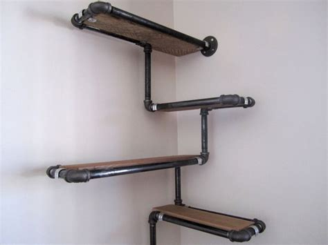 25+ Best Ideas About Galvanized Pipe Shelves On Pinterest
