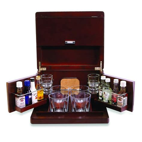 Bar Accessories Gifts by This Is A Portable Bar What Stuff For The Hubs