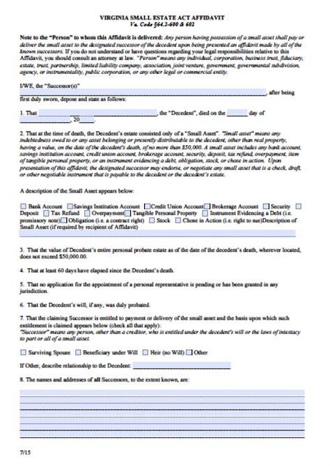 georgia small estate affidavit form small affidavit form olala propx co