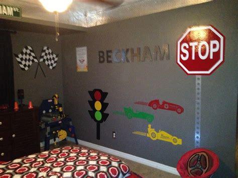 pin      cars theme room   hus