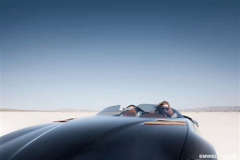 Bmw 328 Hommage Concept Car Unveiled To Celebrate Brand's