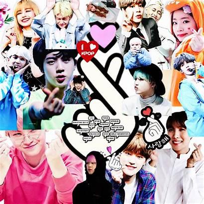 Collage Kpop Picsart
