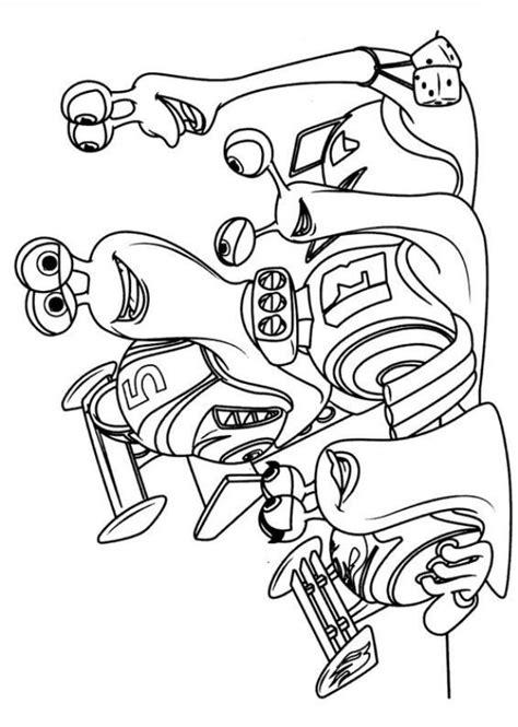 Turbo Kleurplaat by Kleurplaten En Zo 187 Kleurplaat Turbo Pixar