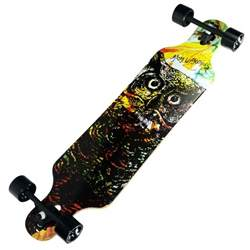 atom 40 quot drop through owl mbs mountainboards europe