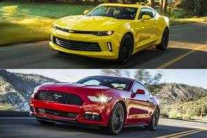 QOTD: Do You Want a Ford Mustang or a Chevrolet Camaro? - The Truth About Cars