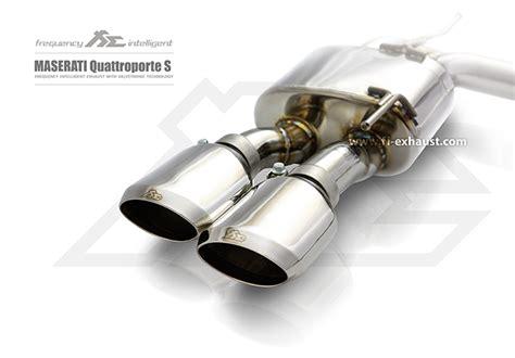 Maserati Exhaust by Maserati Quattroporte Gts V8 3 0t Turb Valvetronic Exhaust