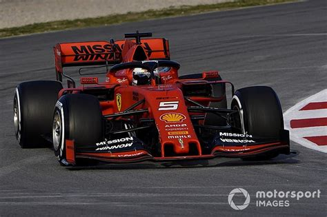 mission winnow retorna  carros da ferrari  gp