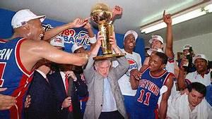 1989 NBA Champion Detroit Pistons