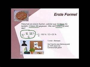 Prozentsatz Berechnen Dreisatz : die prozentformeln ~ Themetempest.com Abrechnung