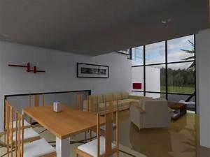 Diseno de casas modernas fachadas y planos en monterrey for Disenos de interiores de casas modernas