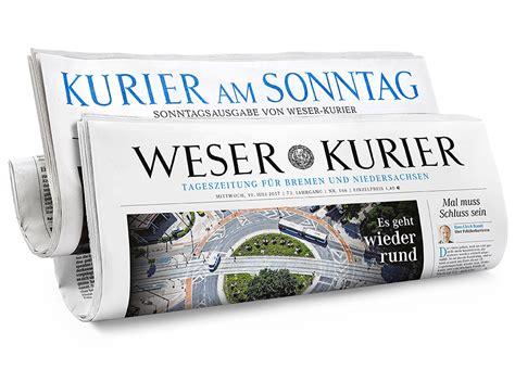Haus Kaufen Bremen Weser Kurier wkd abocenter