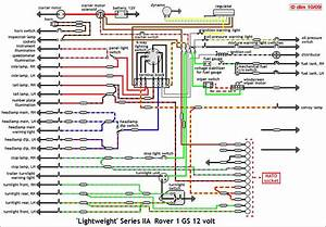 Land Rover Alternator Wiring Diagram : wiring color codes for dc circuits ~ A.2002-acura-tl-radio.info Haus und Dekorationen