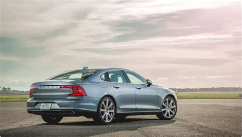 Volvo S90 2019 by 2019 Volvo S90 T6 Awd Release Date 2018 2019 Car Reviews