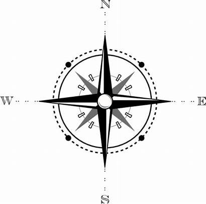 Compass Map Clip Clipart South Transparent Vector